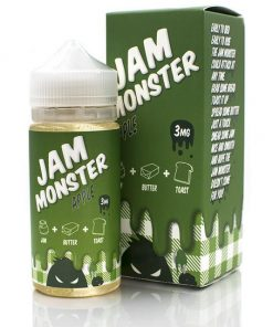 jam monster apple e-juice 100ml