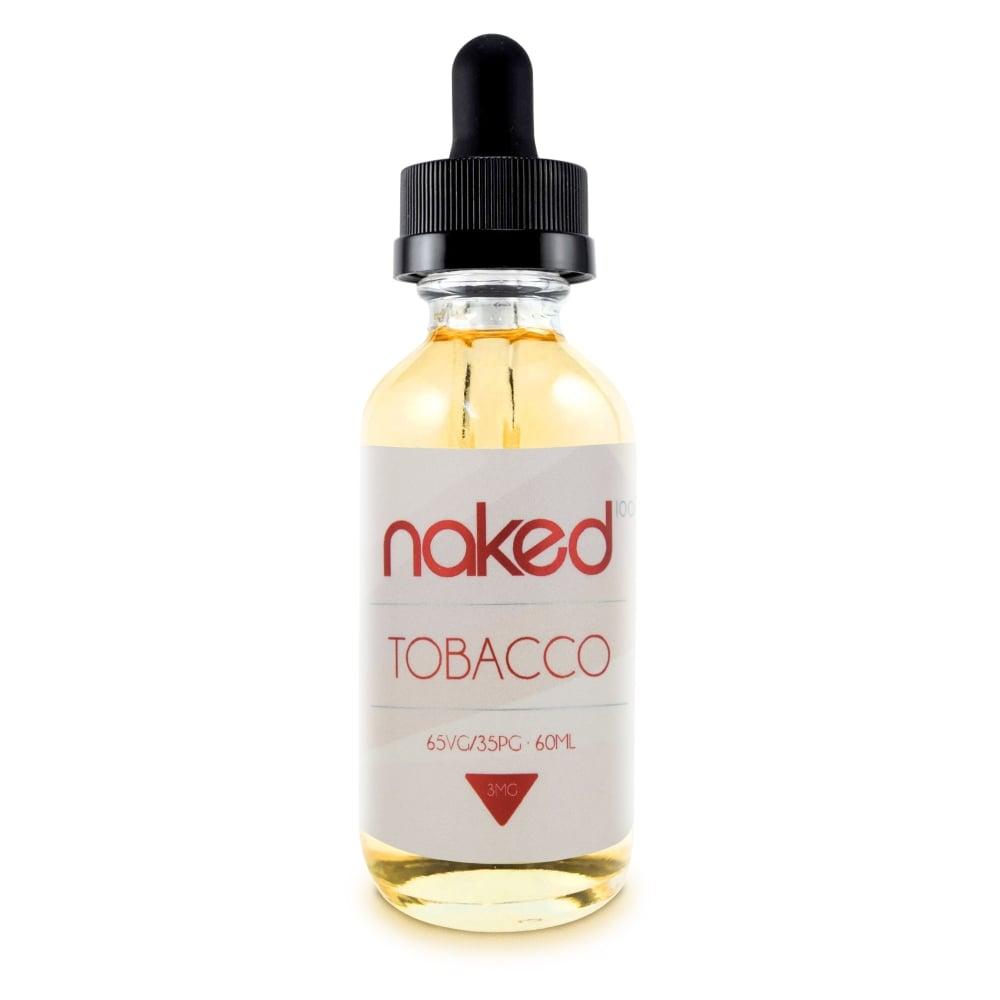 Naked 100 American Patriot | Tobacco | 60ml | Delicious E