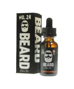 Beard Vape Co No. 24 - Salted Caramel Malt (60ml)