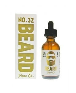 Beard Vape Co No. 32 - Cinnamon Funnel Cake (60ml)