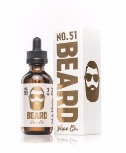 Beard Vape Co. No 51- Vanilla Custard (60ml)