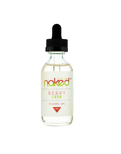 Berry Lush - Naked 100 Cream E-Liquid (60mL)