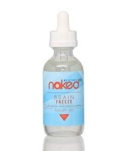 Brain Freeze - Naked 100 Menthol E-Liquid (60mL)