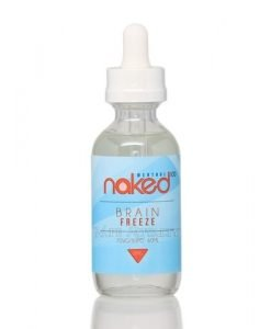 Brain Freeze - Naked 100 Menthol E-Liquid (60mL)