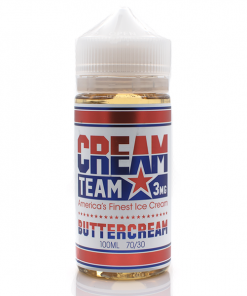 Buttercream By Cream Team E-Liquids (100mL)