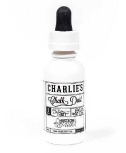 Charlie_s Chalk Dust - Mustache Milk (30ML)