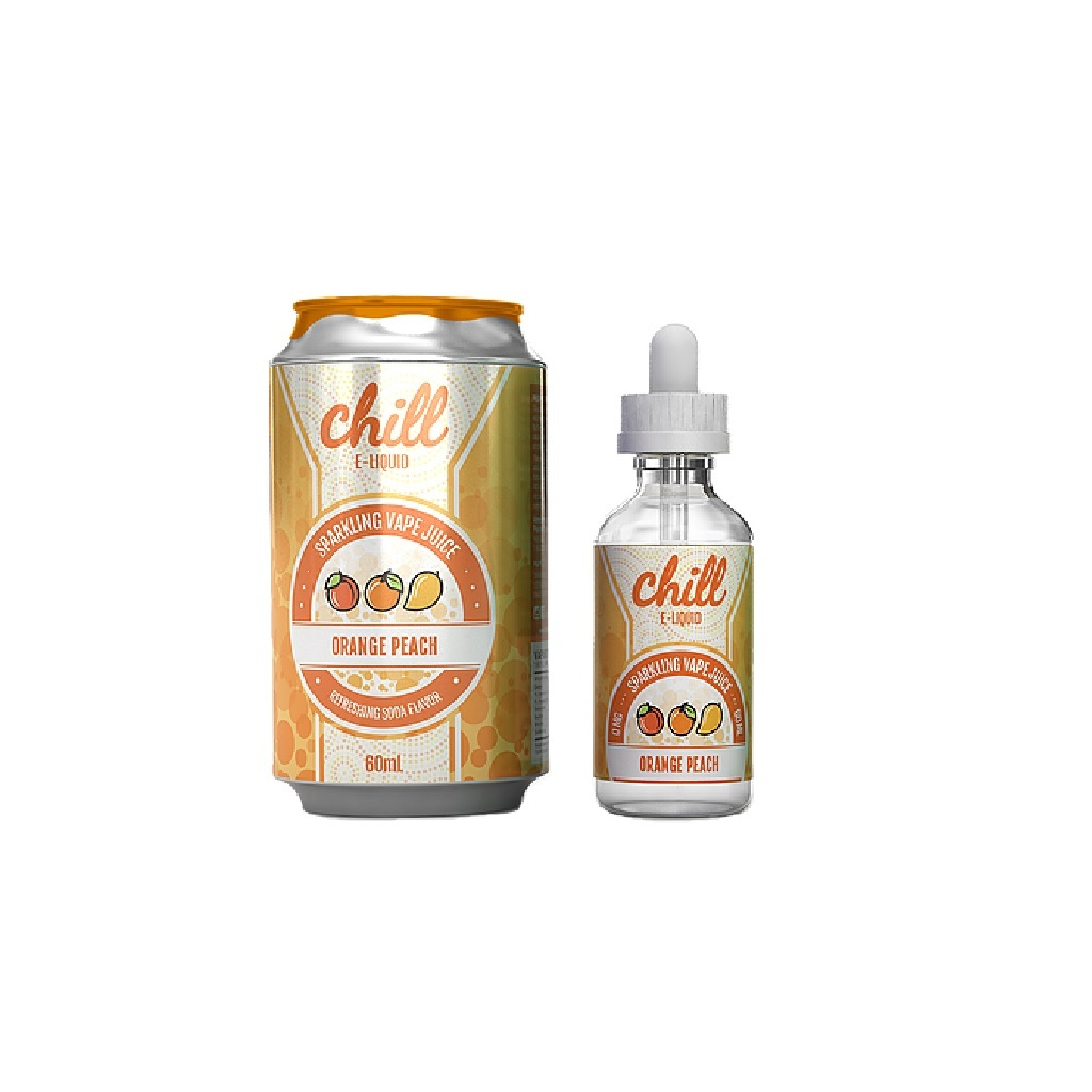 Chill E-Liquid Orange Peach (60ML)