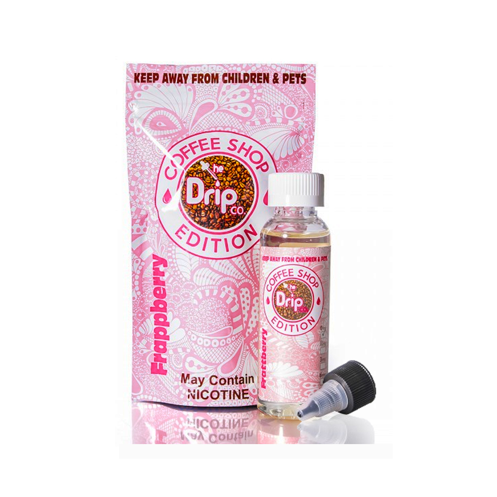 Coffee Shop Edition Frattberry by The Drip Co (60ml)