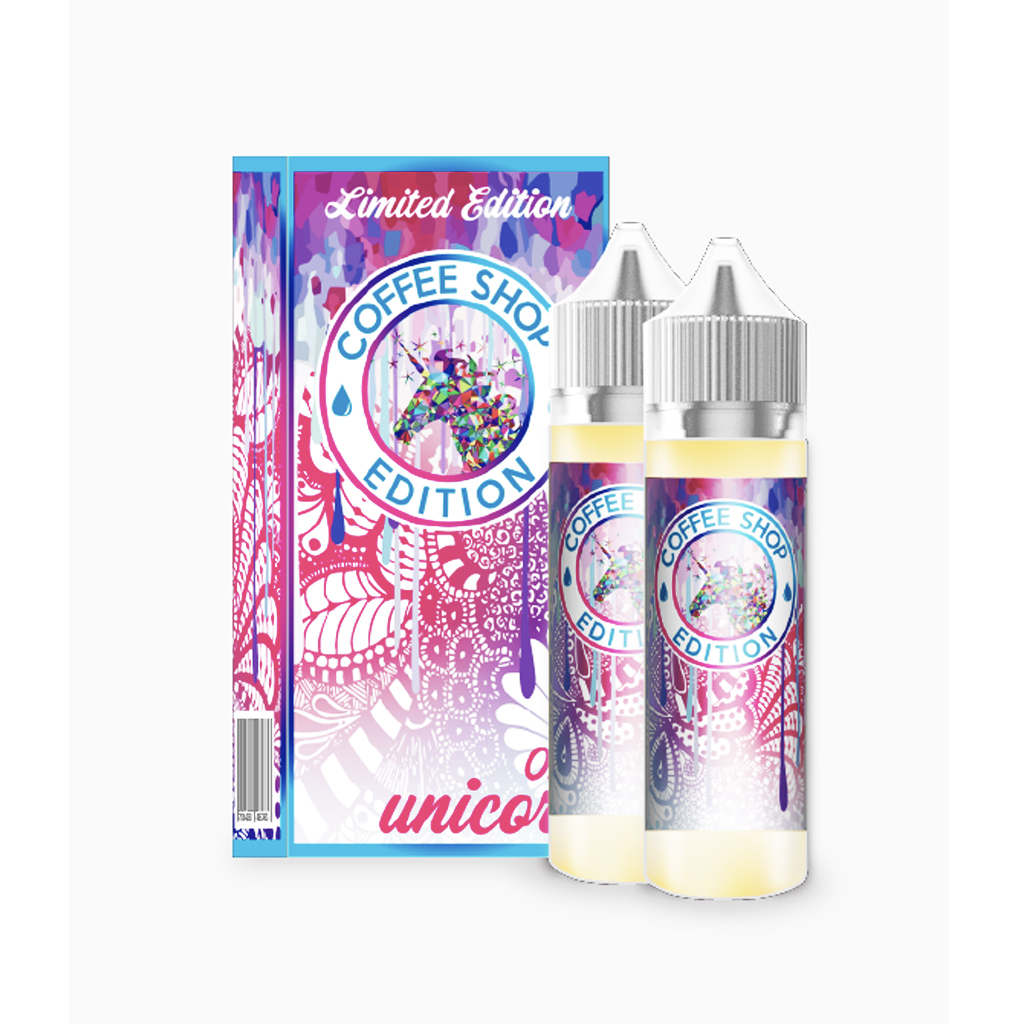 Coffee Shop Edition Unicorn by Drip Co (120mL)