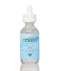 Frost Bite - Naked 100 Menthol E-Liquid (60mL)