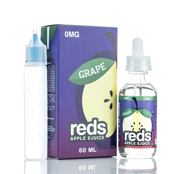 Grape (60mL) - Reds Apple eJuice