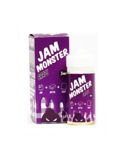 Jam Monster GRAPE eLiquid (100mL)