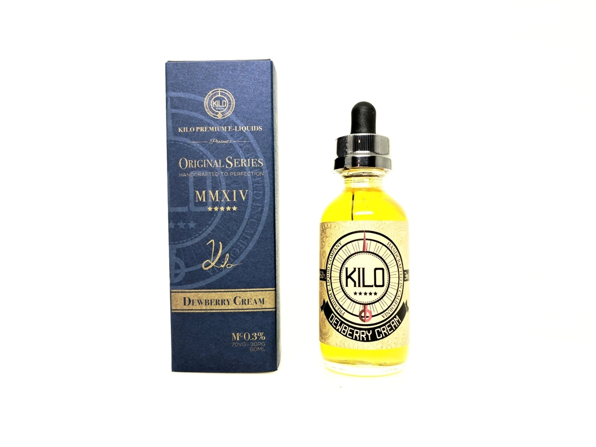 Kilo Original Series Dewberry Cream (60ml)