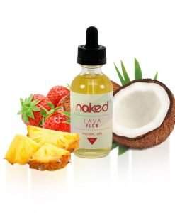 Lava Flow - Naked 100 E-Liquid (60mL)