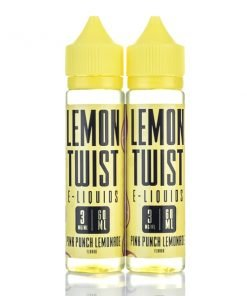Lemon Twist - Pink Punch Lemonade (120mL)