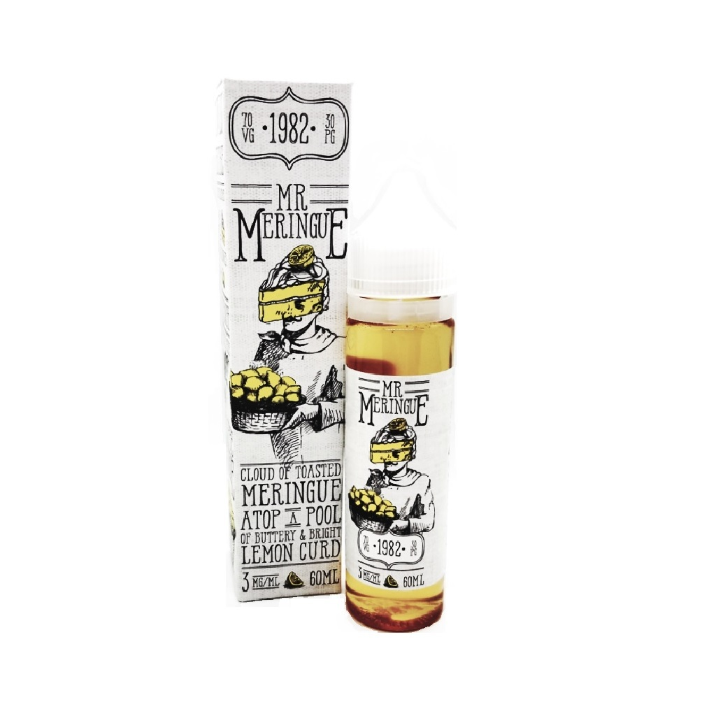Mr Meringue by Charlie_s Chalk Dust (60mL)