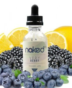 Naked 100 - Very Berry (60ML)