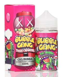 OG Bubba_ Bubble Gang E-Liquid - Okami Brand - (100mL)