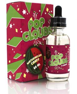 Pop Clouds E-liquid - Watermelon Candy (60mL)