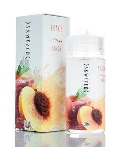 SKWEZED E-Liquid - Peach (100mL)