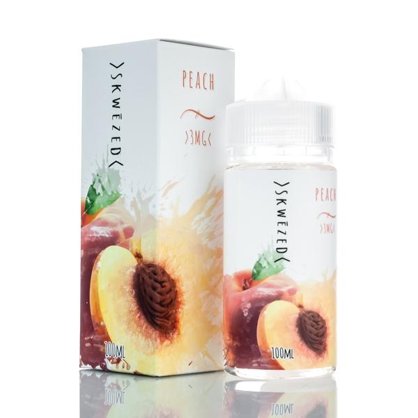 SKWEZED E-Liquid - Peach (100mL)