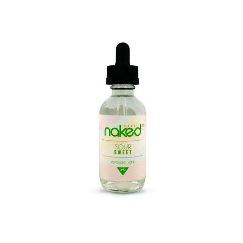 Sour Sweet - Naked 100 Candy E-Liquid (60mL)