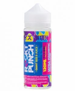 Ultra Magnetic Fruitloop - Rockt Punch eLiquids by Okami Brand (120ml)