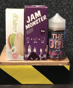 ejuice pack 3 Bottle 100ml Eliquid Subscription Box