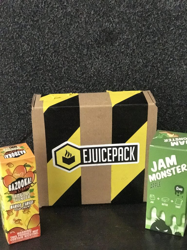 ejuice pack subscription 2 bottle