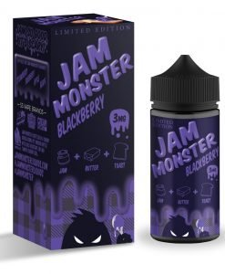 Jam monster blackberry jam ejuice