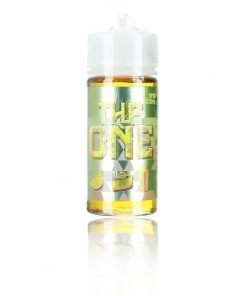 The One Lemon by Beard Vape 100ml Ejuice